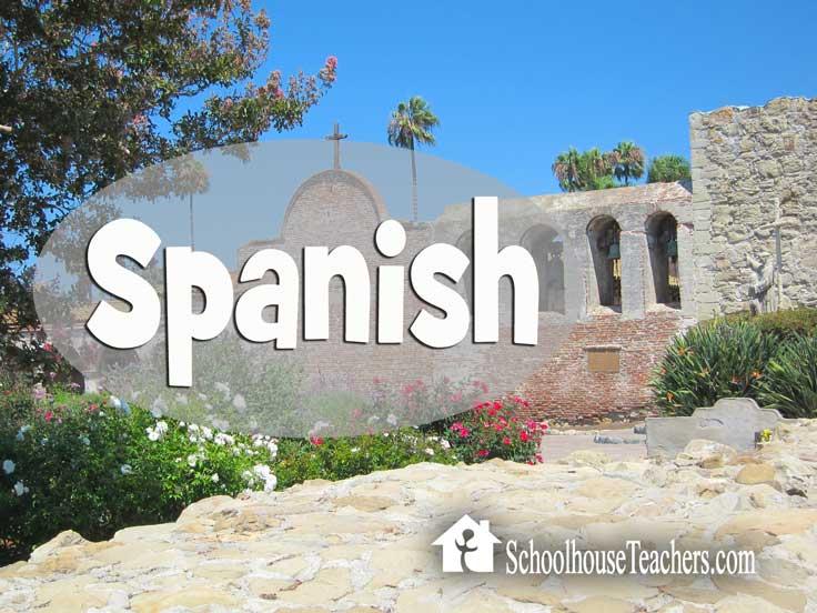 Elementary Spanish on Schoolhouse Teachers