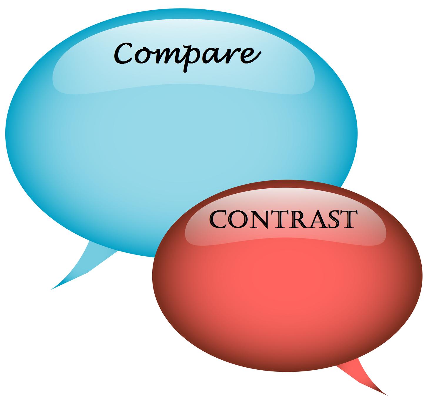 Comparison Contrast Essay: This Week At SchoolhouseTeachers