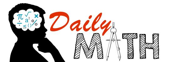 math worksheet : daily math  schoolhouseteachers  : Daily Math Worksheets