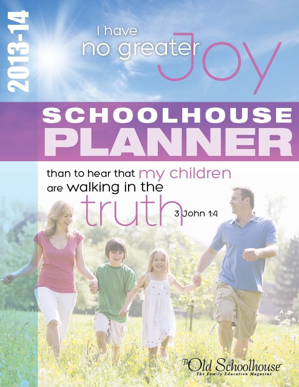 Schoolhouse Teachers Big Mama Planner