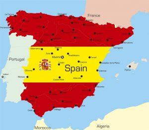 Spain mapjavascript:;