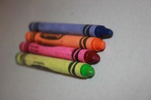 Week 12, Color Crayons, Kelsey, age 14