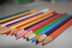 Week 12, Color Pencils, Kelsey, age 14