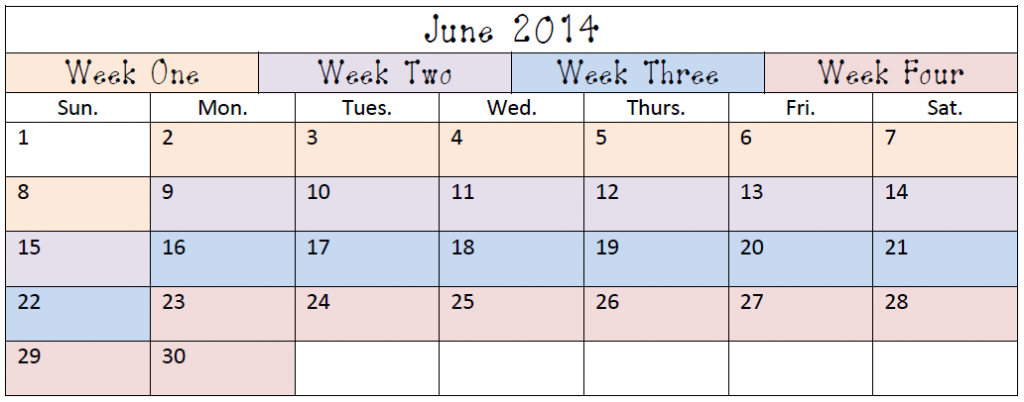 New Content June 2014