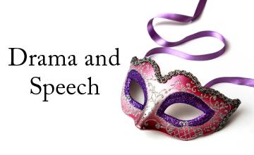 class category drama and speech