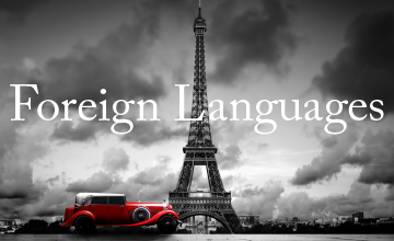 class category foreign language