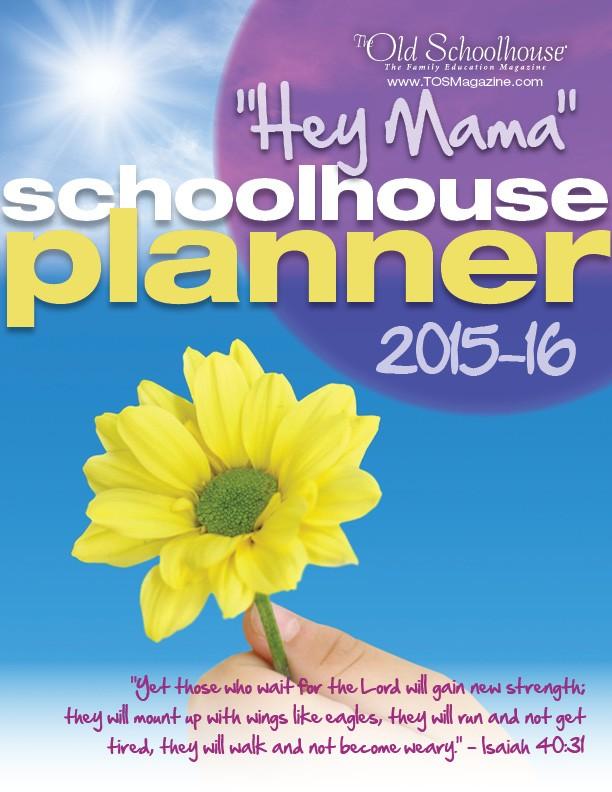 Hey Mama Planner