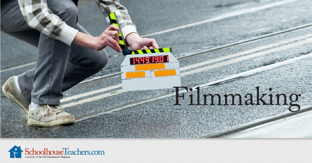 Filmmaking from SchoolhouseTeachers.com
