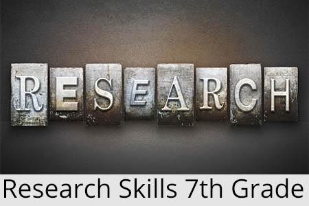 researchskills7thgrade