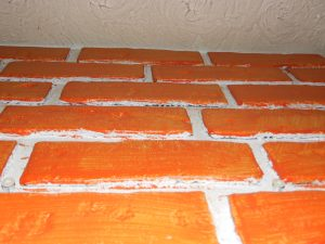 Bricks, by Maria