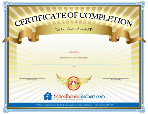 general-certificate-500