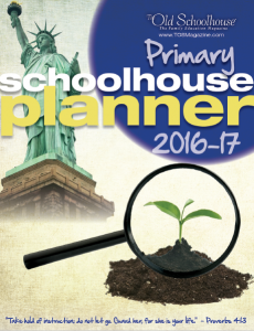 2016-2017 Primary Planner