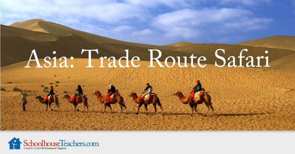 Asia Trade Route Safari