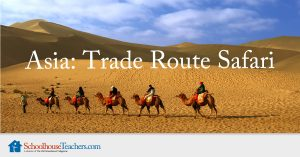 Asia Trade Route Safari