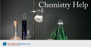 chemistry help