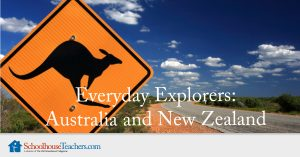 Every Day Explorers Australia and New Zealand