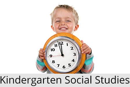 kindergartensocialstudies