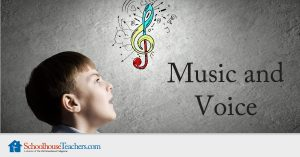 music and voice