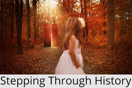 steppingthroughhistory