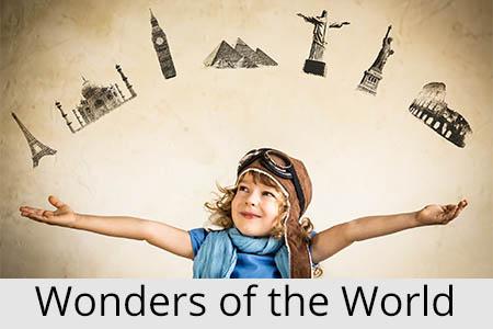 wondersoftheworld