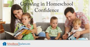 Growing in Homeschool Confidence