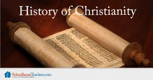 history of chirstianity