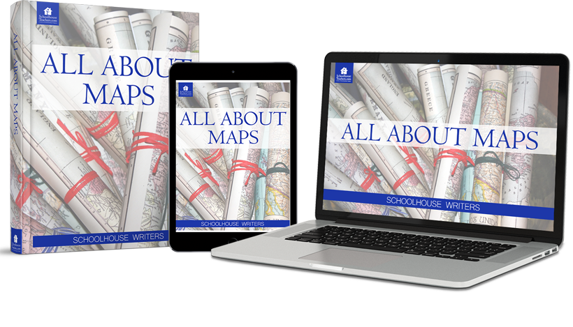 All About Maps Homeschool Geography
