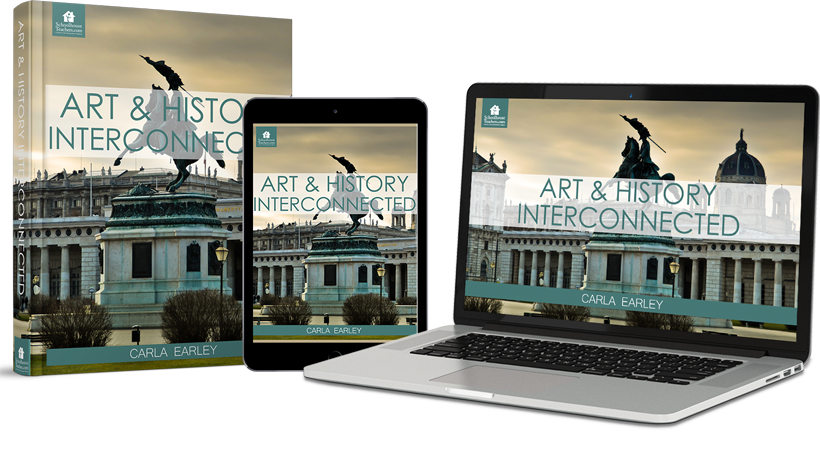 homeschool art history course