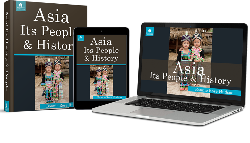 Asia Its People and History Homeschool History