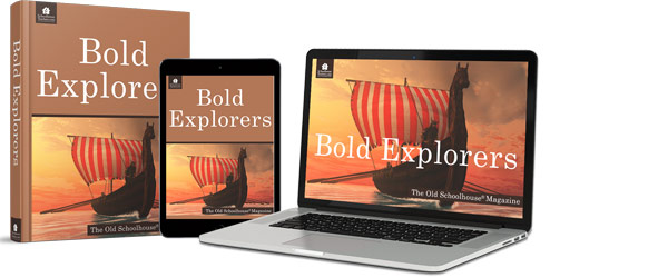 Homeschool History Bold Explorers