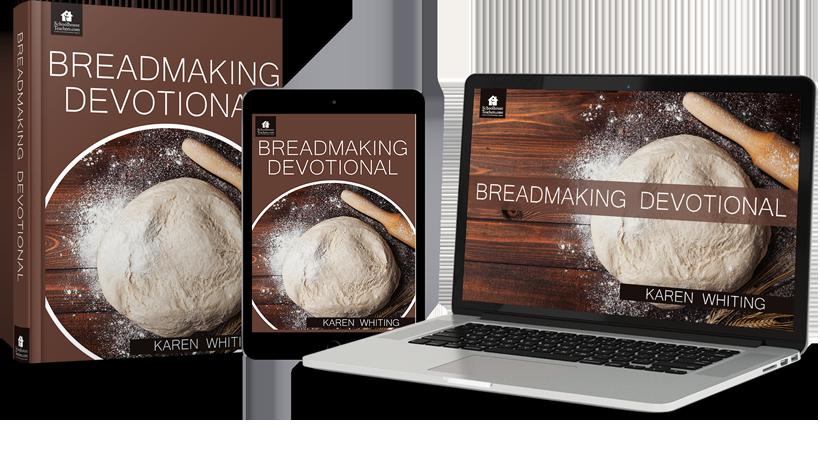 homeschool breadmaking