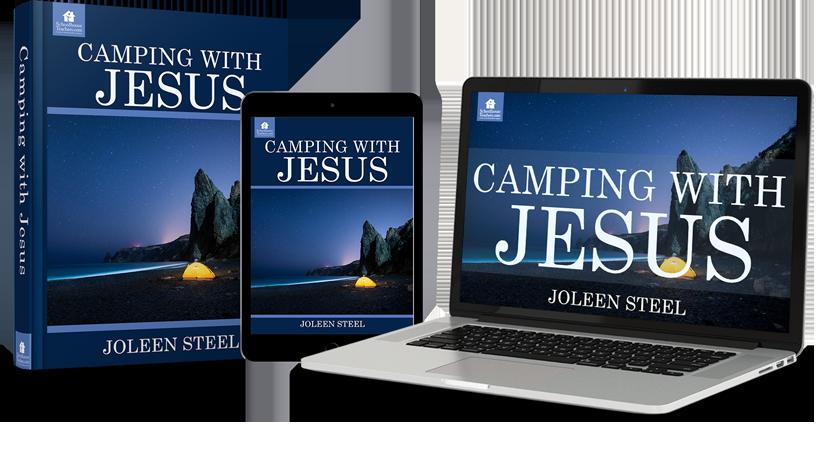 camping with Jesus homeschool Bible