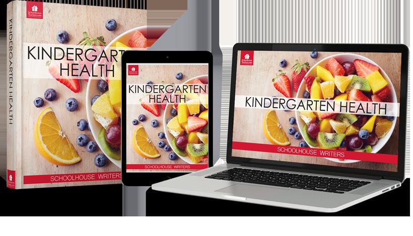 Kindergarten Health Homeschool