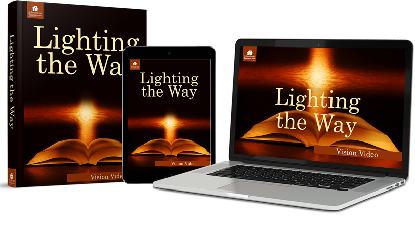 Homeschool History Lighting the Way