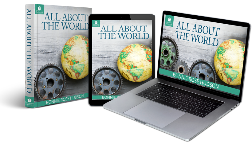 All About the World Homeschool Geography