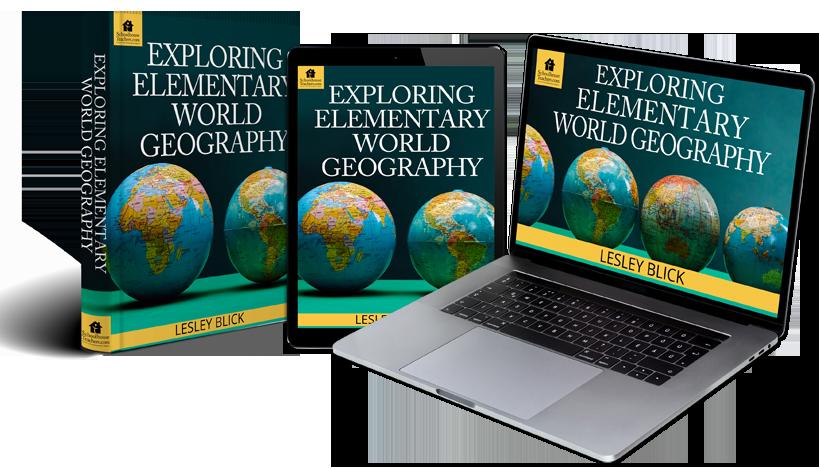 elementary world geography homeschool