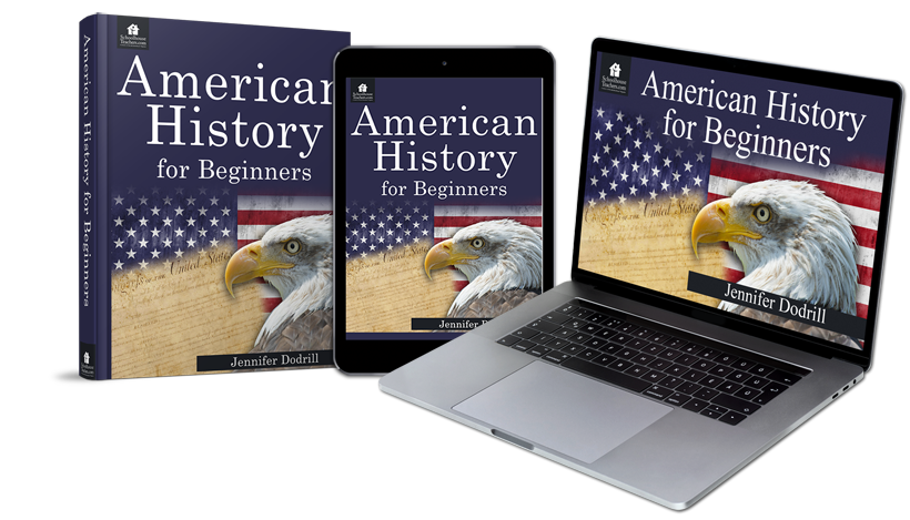 American History for Beginners Homeschool History