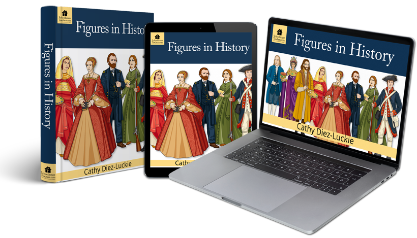Figures in History homeschool history
