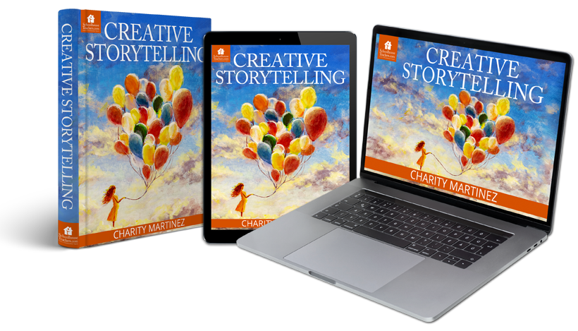Creative Storytelling Homeschool Language Arts
