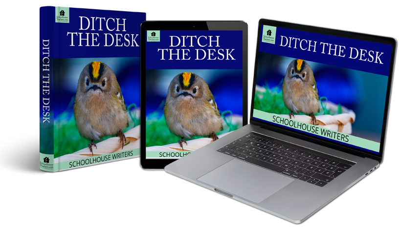 Homeschool Language Arts Ditch the Desk