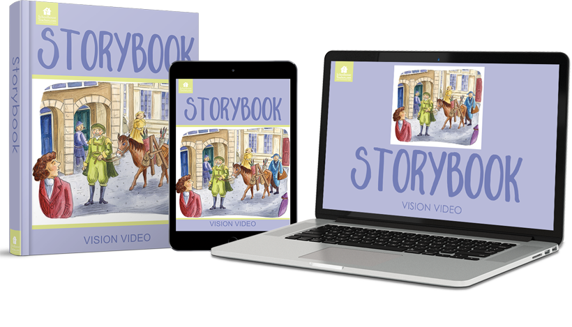 children's Bible story