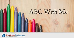 Homeschool Language Arts ABC With ME