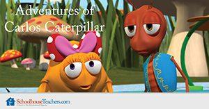 the adventures of carlos the caterpillar