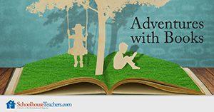 Homeschool Language Arts Adventures with Books