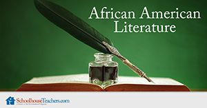 Homeschool Language Arts African American Literature