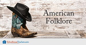 Homeschool Language Arts American Folklore