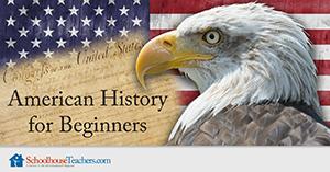 homeschool elementary american history curriculum