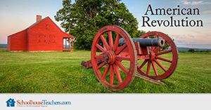 Homeschool History American Revolution