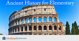 Homeschool History Ancient History for Elementary