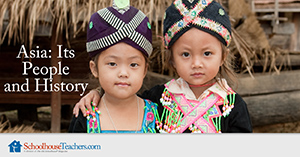 Homeschool History Asia Its People and History